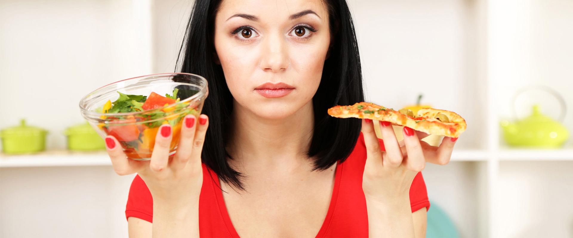 Diyet uygularken yapılan yanlışlar